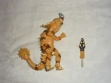 HTF 1997 Playmates Toys Primal Rage Armadon Action Figure COMPLETE 2 TAILS ARMOR