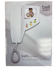 Bell System Bellissimo Model BS Video Telephone