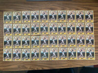 (40) 1987 Topps Barry Bonds Rookie NM+ #320 Pittsburgh Pirates