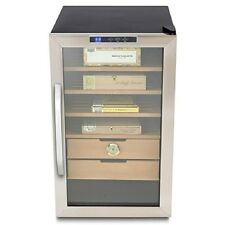 Whynter Stainless Steel 2.5 Cubic Feet Cigar Cooler Humidor CHC-251S Humidor NEW