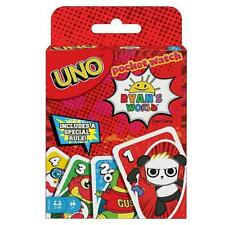 Ryans World LIMITED EDITION Official Licensed Uno Card Game SEALED Easter Gift