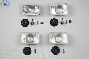 Headlight Retrofitting For Delorean DMC Us-Modelle On Eu-Standard For Tüv