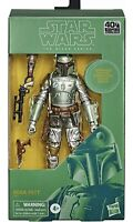 🚨 STAR WARS BLACK SERIES CARBONIZED BOBA FETT 6-Inch Action Figure 2020 IN HAND