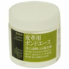 Seiwa Leathercraft Water Based Cement Glue Bond Adhesive 100ml for Leather