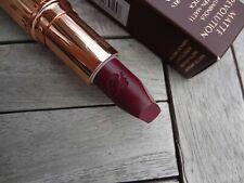 BNIB CHARLOTTE TILBURY Matte Revolution HOT LIPS Lipstick HEL'S BELLS