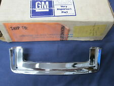 NOS 1976 1977 CUTLASS Front Marker Light Bezel Molding LH Oldsmobile # 1249955