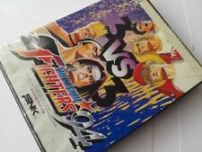 The King of Fighters 94 SNK NEO GEO  AES Cartridge set/Work fine-A-