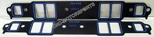 1205S-3 Fel-Pro Intake Manifold Gasket SB Chevy 1.28x2.09 Port Sz .065 Thickness