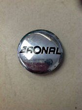 "Ronal Aftermarket Wheel Center Cap Chrome 003 0201 2.5"" Diameter RON2"