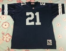 New England Patriots Dion Sanders #21 Football-NFL Mitchell & Ness Jersey Size54