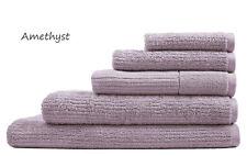 1 X Sheridan Trenton Queen Towel Amethyst