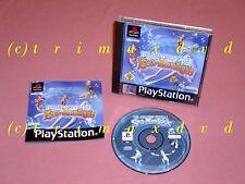Ps1 _ THE AMAZING Virtual Sea-MONKEYS _ PRIMA EDIZIONE TOP-stato _ 1000 giochi nel negozio