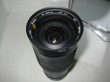 PENTAX P/K-A R-P/K FIT VIVITAR 28-200MM F3.5/5.3 MC MACRO & 3X TELECON (600MM)