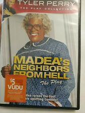 TYLER PERRY'S MADEA'S NEIGHBORS FROM HELL The Play DVD