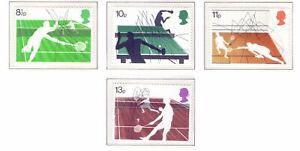 United Kingdom  1977  Cent. of Tennis, MNH.