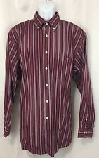 Daniel Cremieux Shirt Signature Collection Long Sleeve Stripe Mens XL