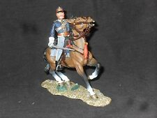 KING AND COUNTRY CRIMEAN WAR CRW18 MOUNTED CAPT.W.MORRIS 17TH LANCER.