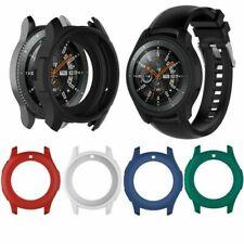 Silikon Schutzhülle Gehäuse Case Für Samsung Galaxy Watch 46mm / Gear S3 Frontie