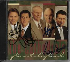 """THE CATHEDRALS.........""""FAITHFUL"""".........""""AUTOGRAPHED""""............OOP GOSPEL CD"""