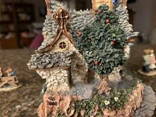"""""""The Chapel in the Woods� Boyds Bears Bearly-Built Villages 2000 Figurine In Box"""