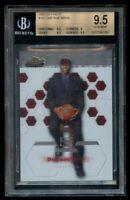 2002-03 Topps Finest Dwyane Wade #182 Rookie XRC BGS 9.5 Gem Mint RC Sharp Card