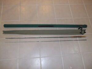 """Orvis Silver Label Fly Rod TL Mid Flex 6.5 8'4"""" 3 Wt"""