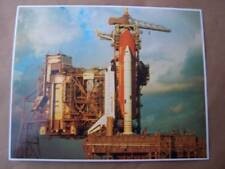 NASA Space Image Space Shuttle Satellite  Astronauts  Size  8 x 10 inches s11