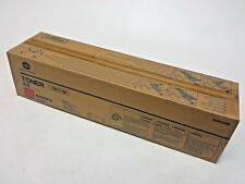 Konica Minolta TN711M Magenta Original Toner Cartridge A3VU350 Bizhub C654