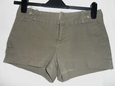 Ladies Banana Republic khaki shorts size 0 £6  free P+P