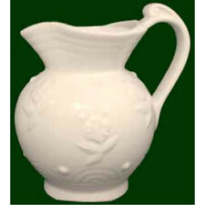 More details for royal creamware condor jug or flower vase height 17.5cm collectable piece oc62