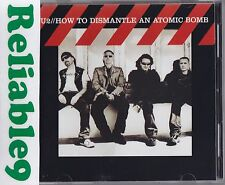 U2 - How to dismantle an atomic bomb CD+DVD -2004 Island - Made in Australia