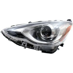 TOYOTA PRIUS C 2015-2017 LEFT DRIVER HEADLIGHT HEAD LIGHT FRONT LAMP NEW