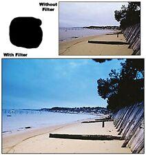 Cokin Cromofilter Graduated Color Blue B2 Filter 49mm,52mm,55mm,58mm,62mm,67mm