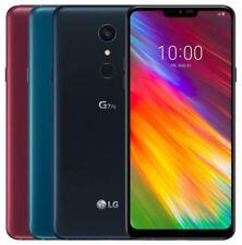 """LG G7 Fit LMQ850EAW Dual SIM 6.1"""" 64GB  AI CAM Snapdragon 821 IP68 Phone ByFedEx"""