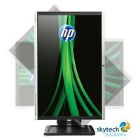 "HP Compaq LA2405x 24"" Widescreen LED LCD Monitor 1920x1200 VGA DVI Display Port"