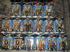 "LJN/Jakks WWF/WWE CLASSIC WRESTLING SUPERSTARS""CHASE""FIGURE,moc LOT"