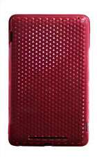 Luxburg® Diamond TPU Silikonhülle Hülle für Google Nexus 7 2012 WiFi 3G in Pink