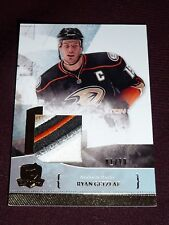 """2010-11 The Cup Ryan Getzlaf 5CLR Jersey 1/10 """"First in series1/1""""  SICK PATCH!!"""