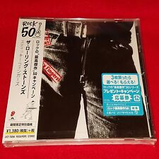 THE ROLLING STONES - Sticky Fingers - Japan CD UICY-78284 - Limited Edition OOP