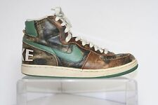 Nike Terminator Hi Premium Grunge Pack VTG OG 2003 Men 12 Multi Brown Green Hip