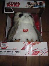 "Star Wars 8.5"" Action Porg Plush"