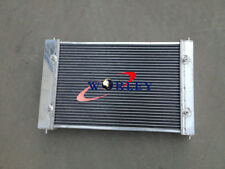 Aluminum radiator for VW POLO 86C 1.3 G40 COUPE 1982-1994 manual