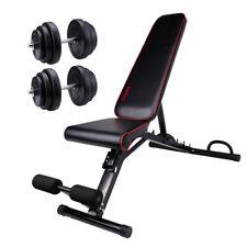 ~ kelton heavy tryton HL9 multi réglable etabli banc gym barbell olympique