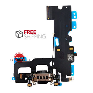 For Apple iPhone 7 / iPhone 7 Plus Charging Port Dock Mic Flex Replacement OEM
