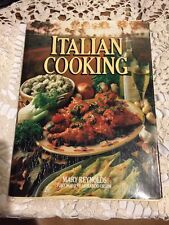 ❤️Italian cooking cookbook With Pictures And History Of Recipes Gorgeous! EUC