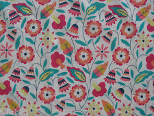 "LIBERTY OF LONDON TANA LAWN FABRIC DESIGN ""Bobo C "" 1.1 METRES X 1.36 METRES"