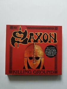Killing Ground/Ltd. von Saxon | CD | Zustand gut