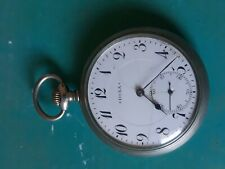 DOXA POCKET WATCH Excellent working 15 Jewels  52mm