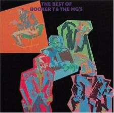 Booker T And The MGs - Best Of (NEW CD)