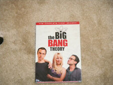 Big Bang Theory - The Complete First Season DVD NEW
